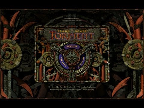 How to: Planescape: Torment in High Resolution and installing new mods