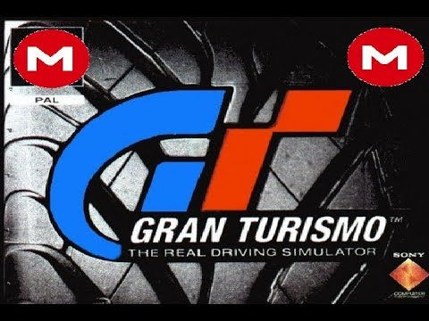 Gran turismo 2 simulation disc (usa) psx / sony playstation iso.