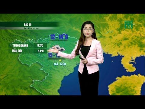 Thời tiết 12h 08/12/2018: Miền Bắc mưa lạnh | VTC14