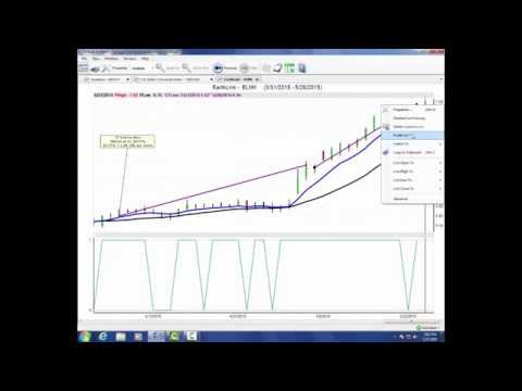 VantagePoint Software Applied to Futures, Forex and Stock Market