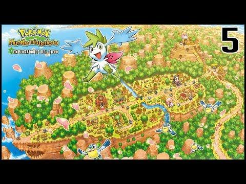 Pokémon Mundo Misterioso Exploradores del Cielo - EP 5 - ZA WARUDO | Cabravoladora