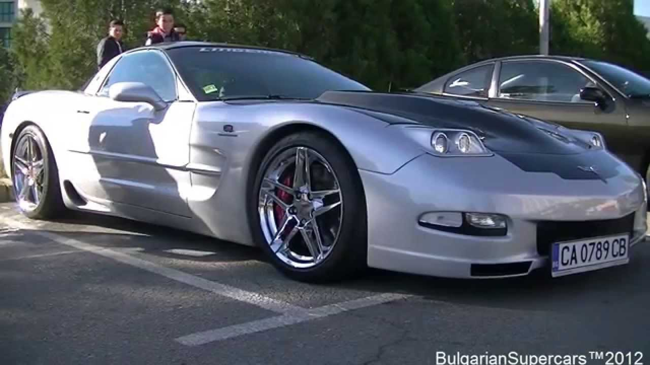 1000 hp chevrolet corvette c5 supercharged brutal crash. Black Bedroom Furniture Sets. Home Design Ideas