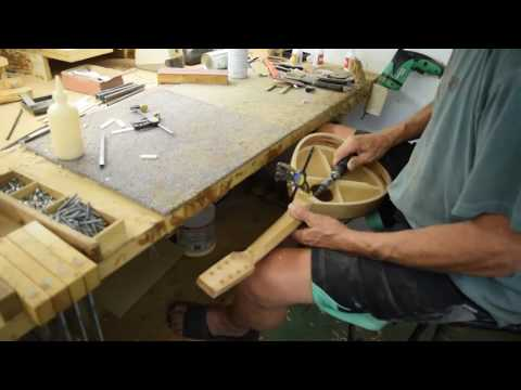 How to make a mandolin