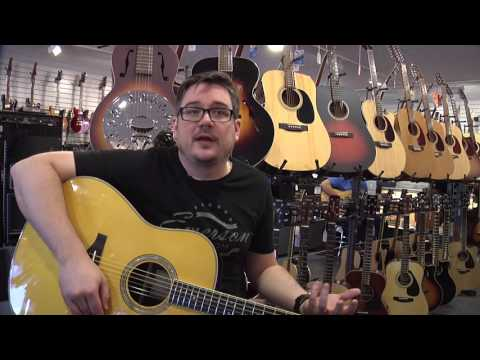 Rusty Reitz Visits Town Center Music in Suwanee