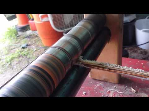 DIY Automatic Copper Wire Stripper - AWESOME!