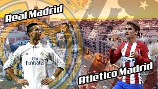 Madrid Derby PREVIEW - Real Madrid vs Atletico Madrid - 08/04/2017 (NEUTRAL)
