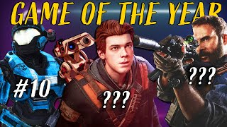 DTE'S Game of The Year 2019