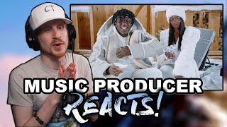 Music Producer Reacts to KSI - Really Love (feat. Craig David & Digital Farm Animals)