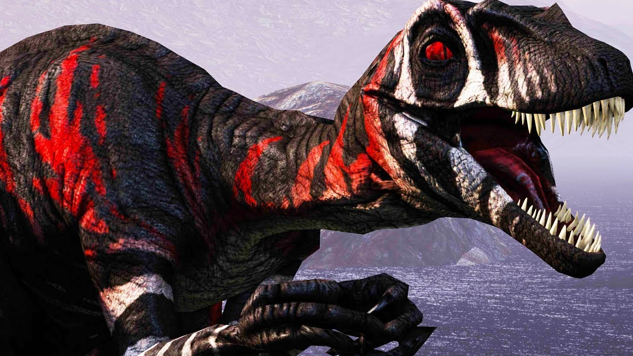 CHECK THE BUSHES! MOST INTENSE DINOSAUR HYBRIDS EVER! - Primal Carnage  Extinction Gameplay