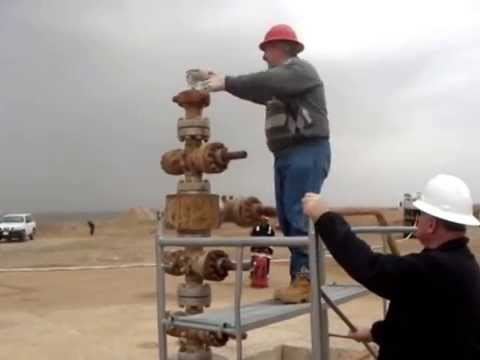 Gas Well - Wellhead Repair