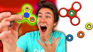 DIY $4 Fidget Spinner