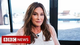 Caitlyn Jenner talks transitioning and winning Olympic gold - BBC News