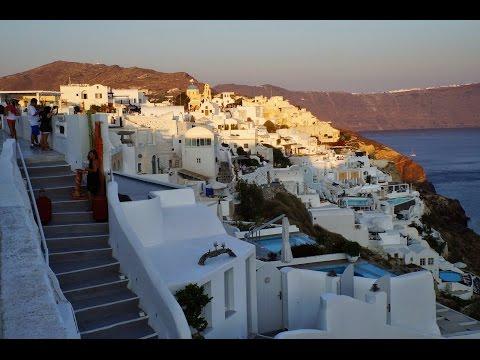 Vlog - Viagem para Grécia - Santorini