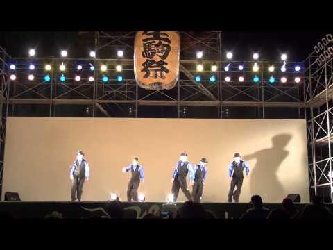 生駒祭 2012/11/3 fanXeed Beat Blue Blazes