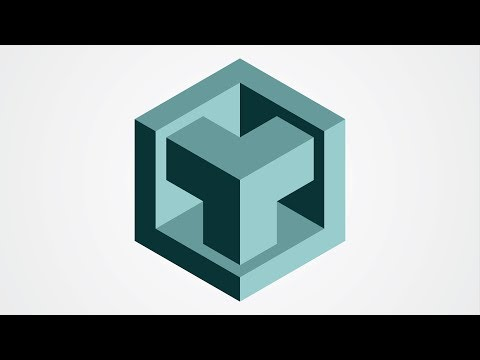 Best logo design | 3D logo design | Adobe illustrator tutorials | 008 thumbnail