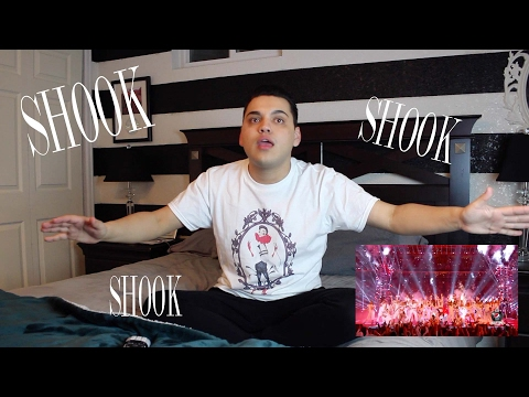 Lady Gaga's Superbowl Halftime Show REACTION - Carlos Valles