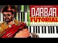 Darbar Theme | Tutorial | Vibrato School of Music | Aniruth | Superstars