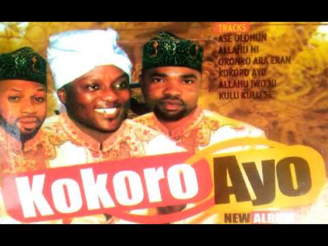King Dr Saheed Osupa Alh. Kehinde Oriyomi & Ere Asalatu KOKORO AYO  TRACK 2