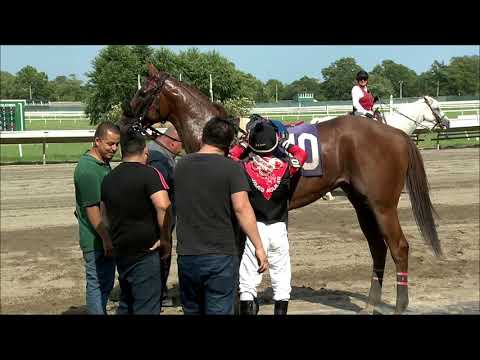 video thumbnail for MONMOUTH PARK 8-9-19 RACE 7