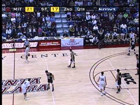 Archbishop Mitty vs St. Francis Boys Basketball - CCS Finals - Aaron Gordon Freshman Year