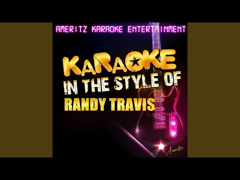 White Christmas Makes Me Blue (In The Style Of Randy Travis) (Karaoke Version)
