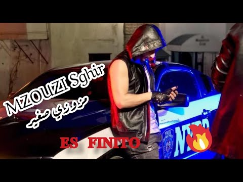 "MAZOUZI SGHIR ""ES FINITO""  CLIP OFFICIEL RABIE VOL5 2018"