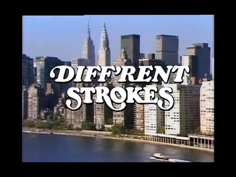 Diff'rent Strokes Season 2 Opening and Closing Credits and Theme Song