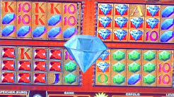 Lucky Pharao RISIKO Spiele mit MerkurMagie / Casino Automat Merkur Slot  Power Spins