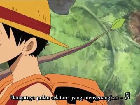 One piece: Luffy baka song sub indo