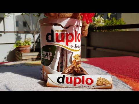 Duplo Weihnachten.Ho Ho Ho Ferrero Duplo Spekulatius Im Test Achtung Enthält