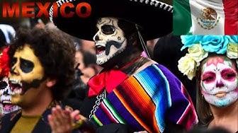 MEXICO: Celebración del Día de Muertos, Una Tradición Milenaria