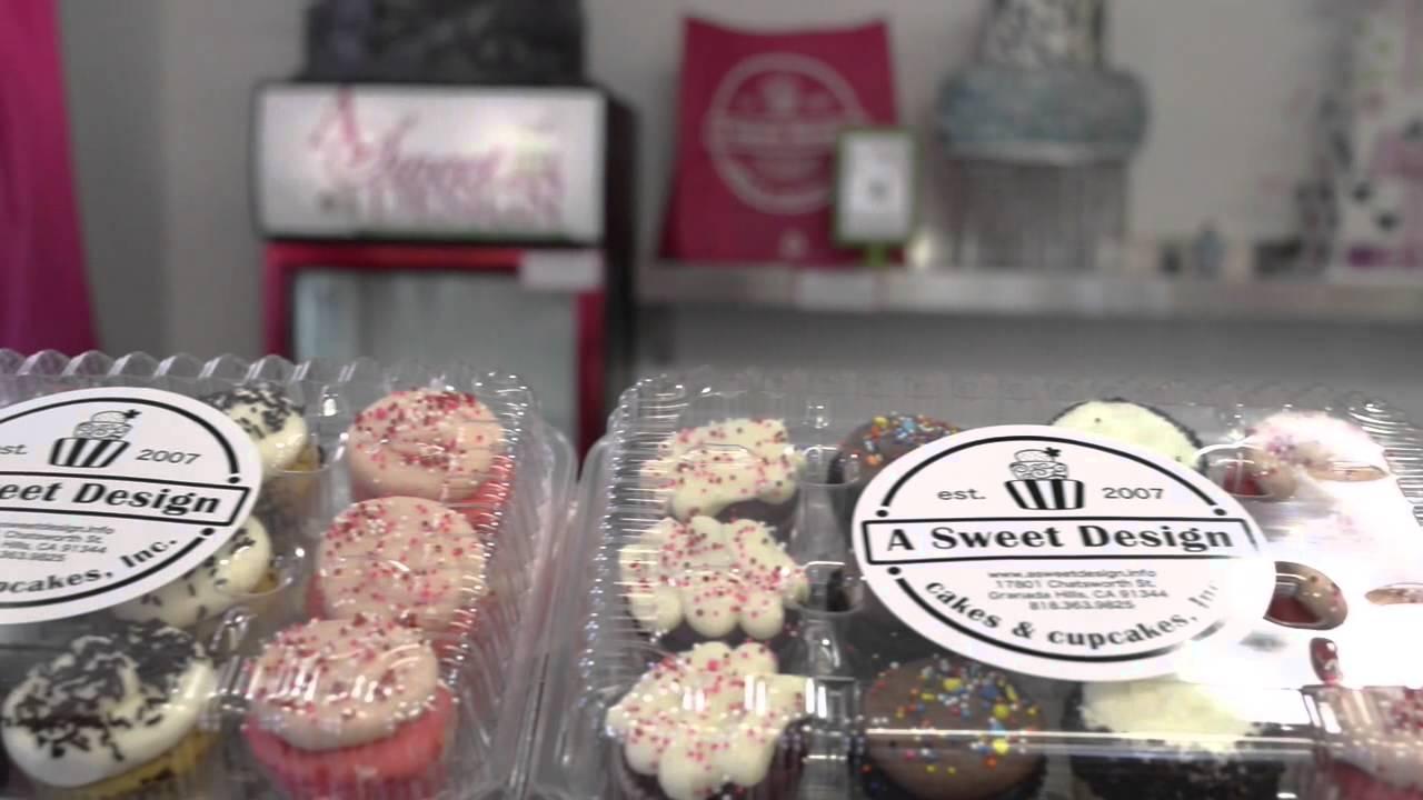 A Sweet Design Cake Cupcake Shop Youtube