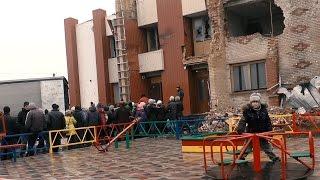 Никишино. Более 90% разрушенных зданий.(, 2016-02-05T10:27:50.000Z)