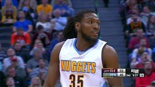 quarter 3 one box video nuggets vs cavaliers 12 29 2015 12 00 00 am