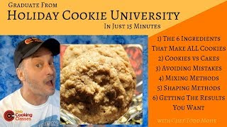 Graduate From Cookie University In Under 15 Minutes