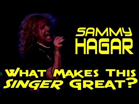 What Makes This Singer Great? Sammy Hagar