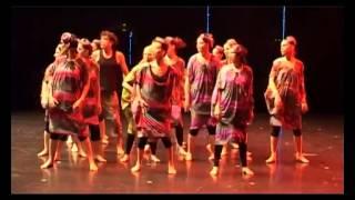 Vidéo de l'Atelier Danse de Seb et Sandra à Mâcon : Gala 2014 making of partie 2
