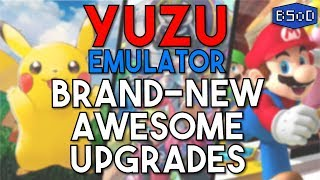 Yuzu Delivers a Holiday Miracle | Pokemon & SMO Fonts Fixed, Action Guide + More