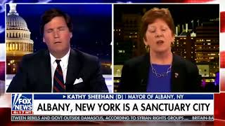 Mayor of Albany explains why it's illegal to stop people here illegally