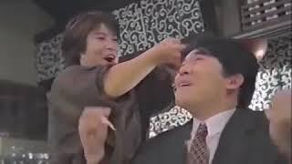 四国地方CM「高田引越センター(食堂編)」 食堂の常連客、サラリーマン...