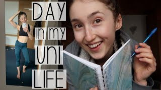 A DAY IN MY LIFE AT CAMBRIDGE UNIVERSITY (BIOLOGY STUDENT) | STUDY, WORKOUT & CLUB WITH ME