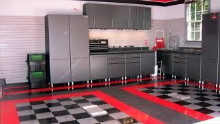 Garage Organization Storage Cabinet Ideas