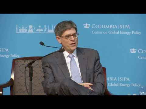 2017 Annual Energy Summit: Part 1 -- Keynote Conversation: Energy, Economics and Trade