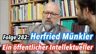Herfried Münkler, öffentlicher Intellektueller - Jung & Naiv: Folge 282