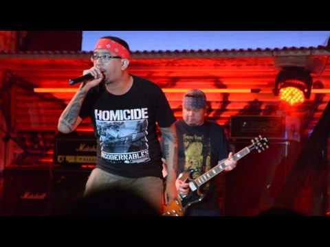 Seringai - Serigala Militia @Live in A Create Medan