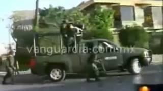 Repeat youtube video Video Fuerte Balacera 2014 en Vivo Sicarios Vs Militares en Coahuila