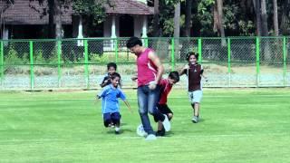 Goan FOOTBALL song- SCORE A GOAL!!! O
