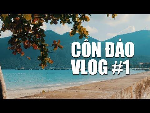Du Lịch Côn Đảo Bằng Máy Bay - Côn Đảo Vlog #01