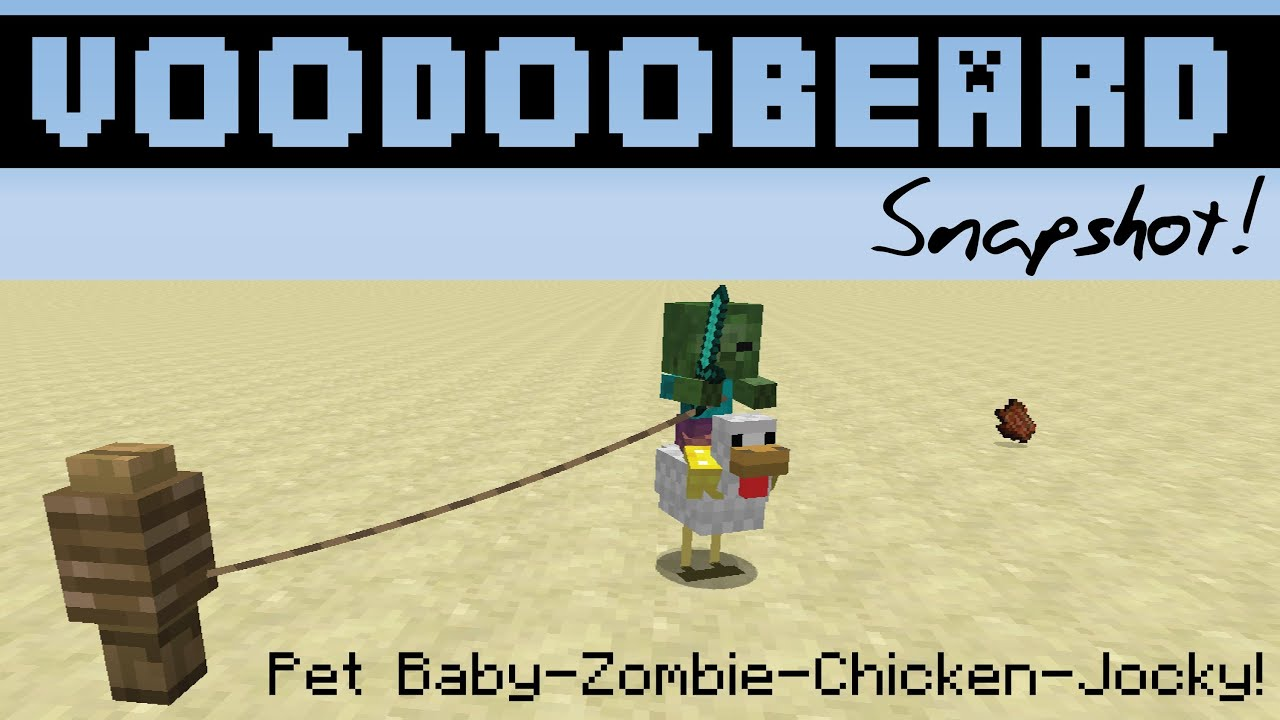 how to make baby chickens in minecraft
