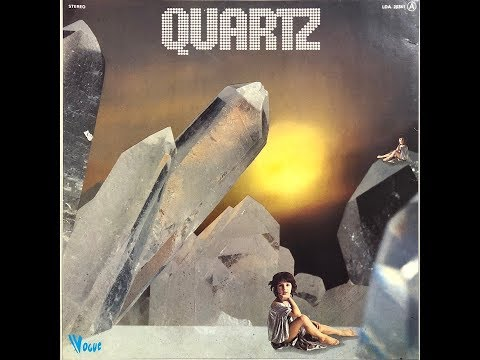 Quartz - Quartz (1978 Vinyl)